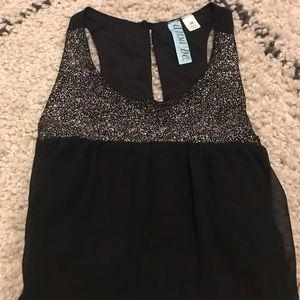 Black New Year's Eve dress